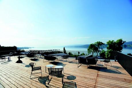 Skylounge im bora Hotel für Pauschalen
