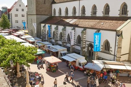 Wochenmarkt Radolfzell