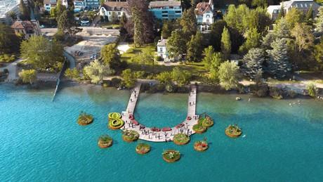 Landesgartenschau Überlingen Schwimmende Gärten