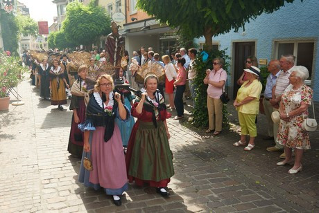 Umzug Trachtengruppe Alt Radolfzell