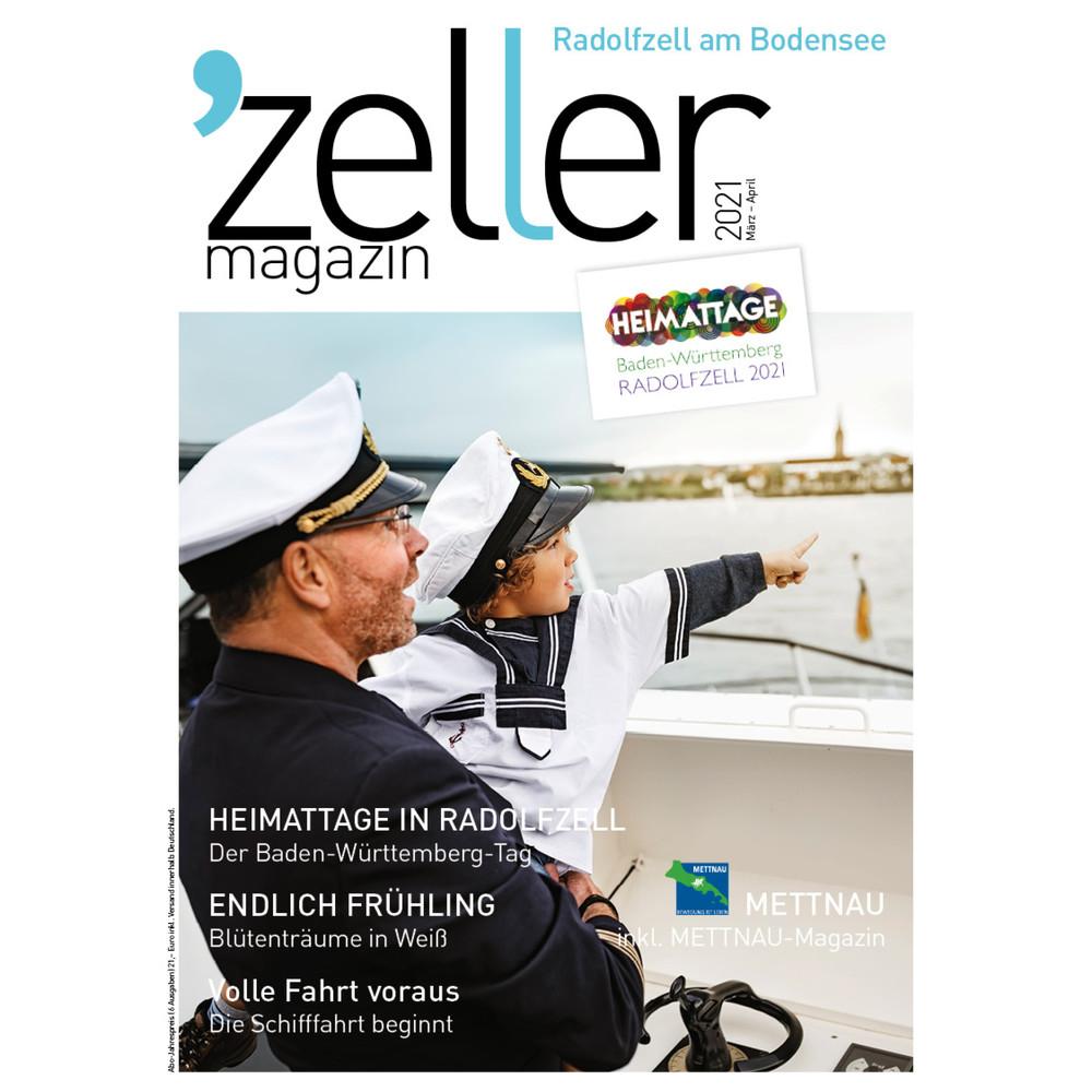 'zeller Magazin März April