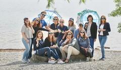 Das Team der Tourismus- und Stadtmarketing Radolfzell GmbH