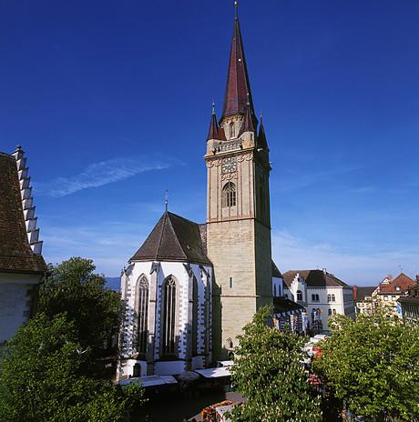 Radolfzeller Münster von außen