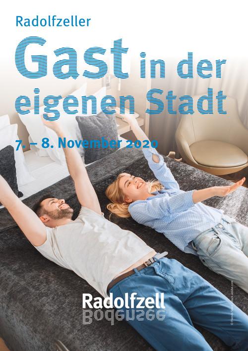 """50 % auf Hotelübernachtungen """"Gast in der eigenen Stadt""""_PR"""