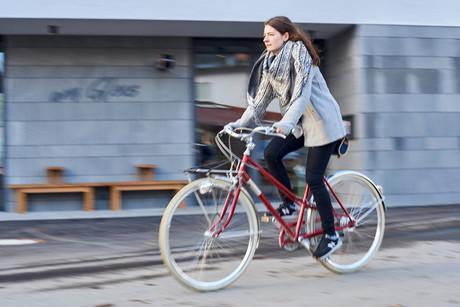 Radhotel und Einkehr am Gleis