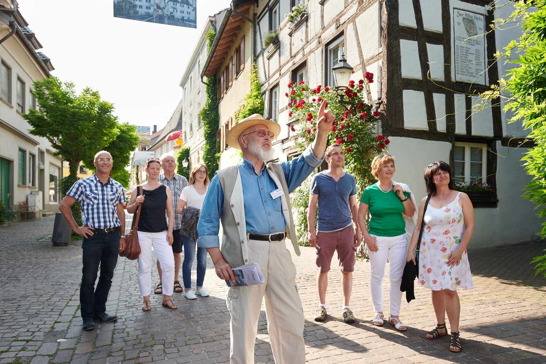 Stadtführung in Radolfzell am Bodensee