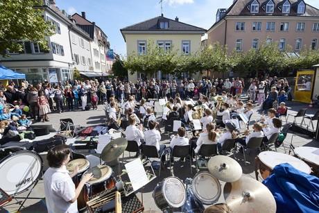 """Verkaufsoffener Sonntag """"Musik uff de Gass"""" Radolfzell"""