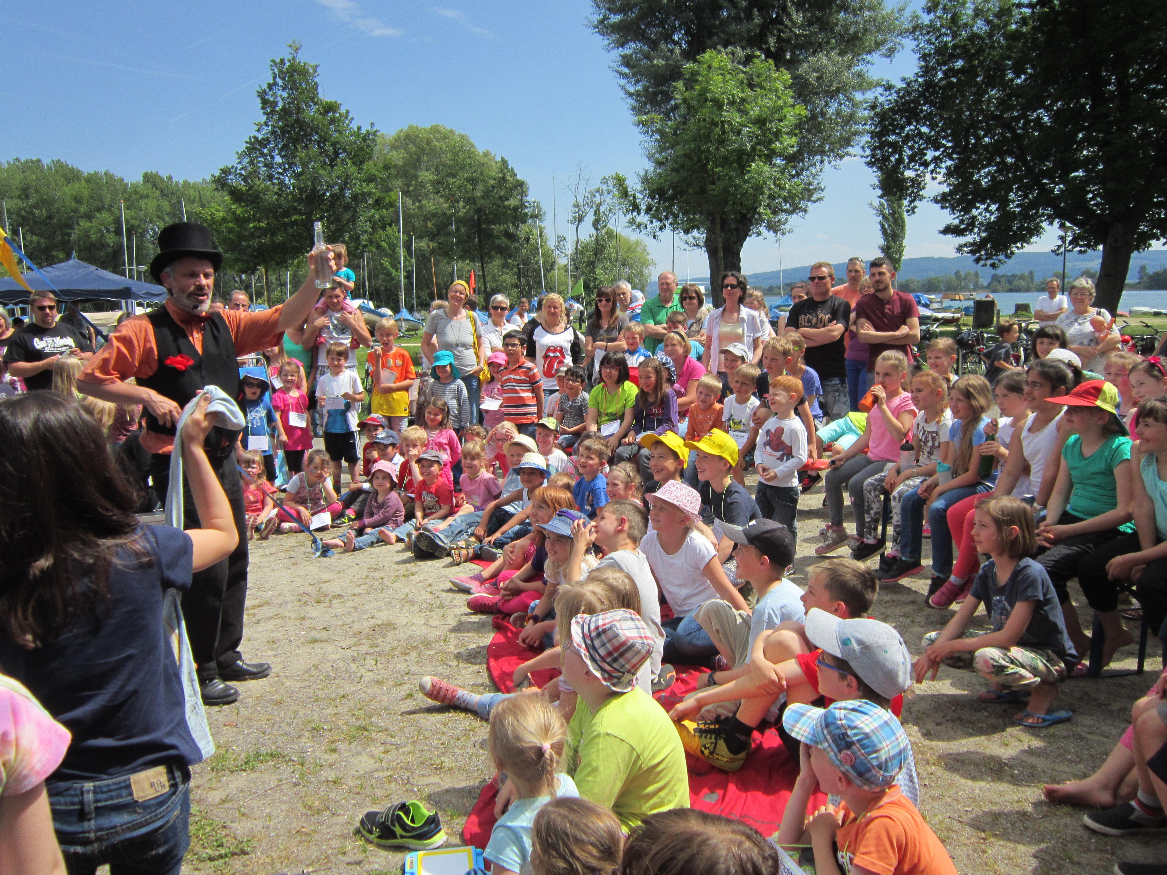 Kinderfest in Markelfingen