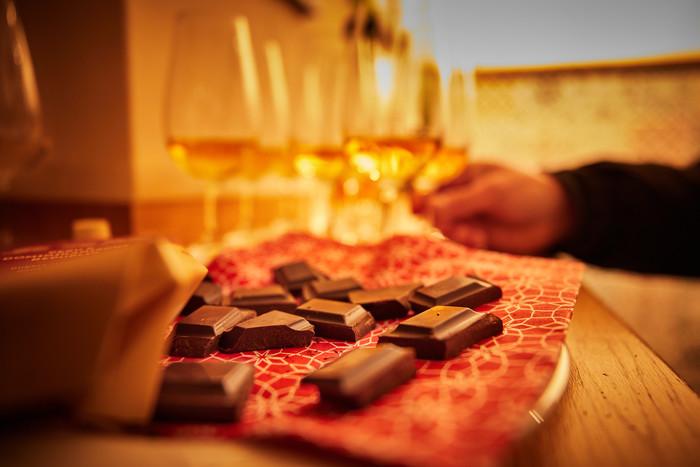 PR - Tasting beim Radolfzeller Schokoladenmarkt