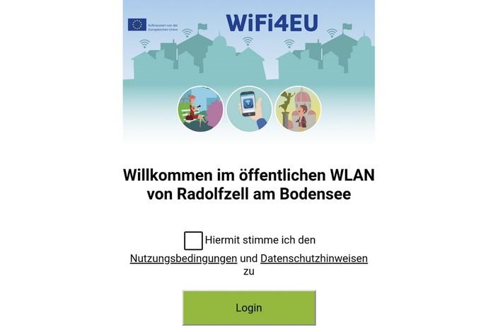 Kostenloses WLAN in den Ortsteilen von Radolfzell